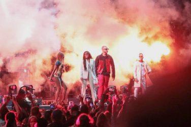 DJ Snake, Selena Gomes, Cardi B, & Ozuna Performed Taki Taki live for the first time