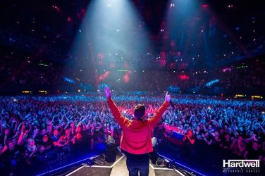 Relive Hardwell's Last Show at ADE 2018