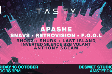 Tasty Showdown at ADE