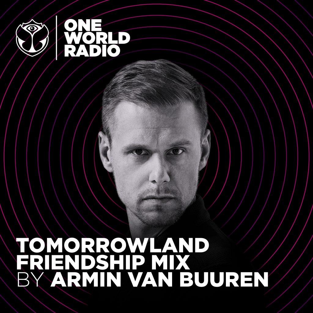 One World Radio is celebrating Armin Van Buuren all week long