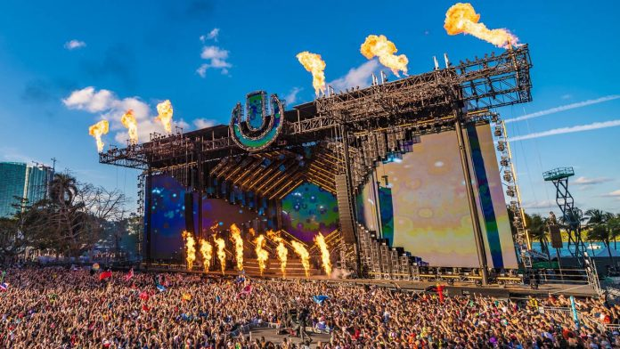Ultra Miami revealed the phase 3 lineup and the stage programing