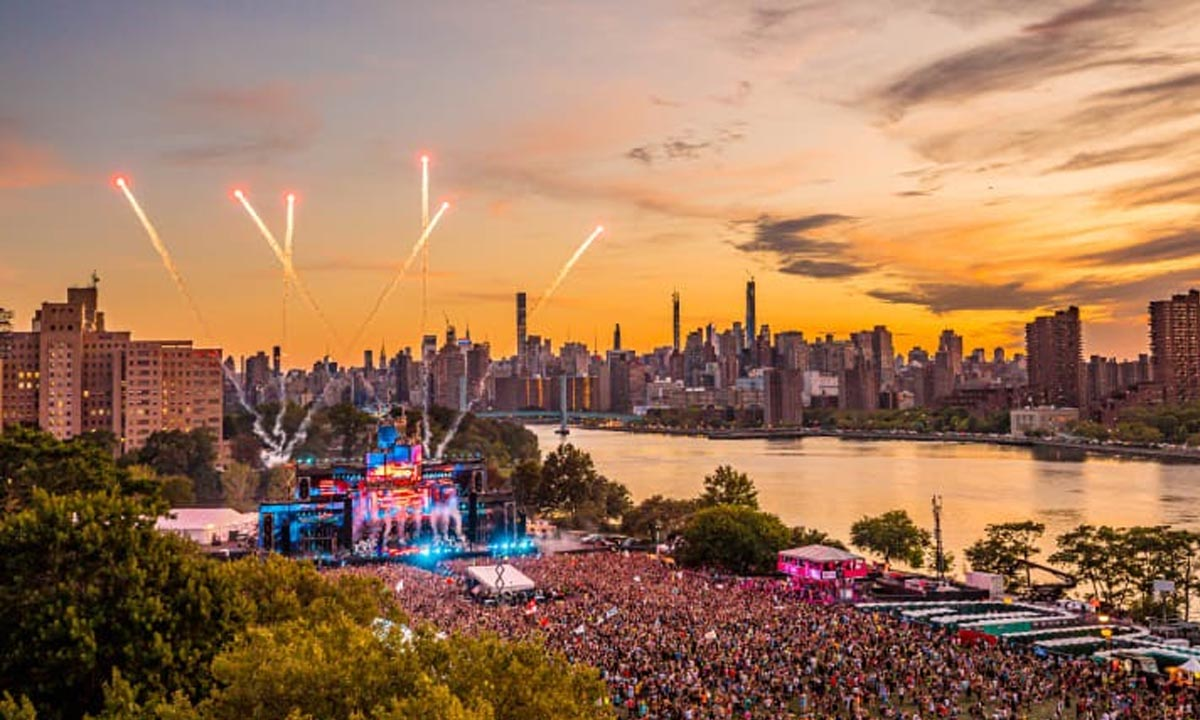 Electric Zoo: Supernaturals Reveals First Phase Lineup for 2021 Edition